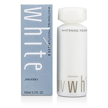 ShiseidoUVWhite  Whitening Moisturizer II 100ml/3.3oz