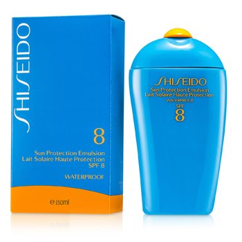ShiseidoSun Protect Emulsion Spf 8 Waterproof 150ml/5oz