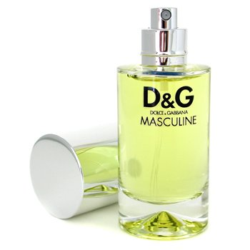 Dolce & Gabbana Masculine Eau De Toilette Natural Spray  100ml/3.3oz