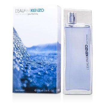 Kenzo L'Eau Par Kenzo Eau De Toilette Spray 100ml/3.3oz