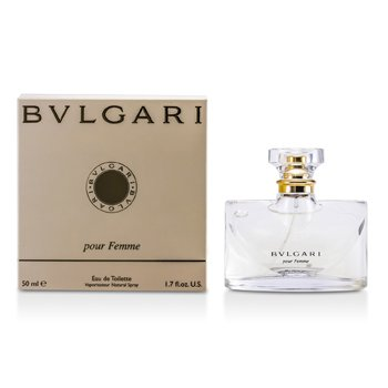 Bvlgari EDT Spray 50ml/1.7oz women