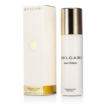 Bvlgari-Body Lotion