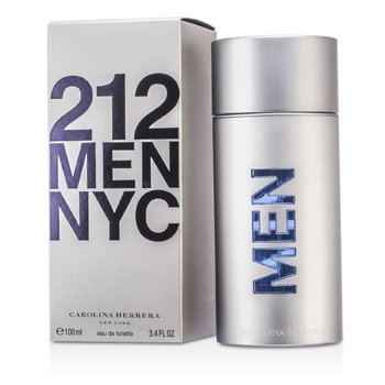 Carolina Herrera212 NYC Eau De Toilette Spray 100ml/3.4oz