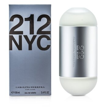 Carolina Herrera 212 Eau De Toilette Spray  2x50ml/1.7oz