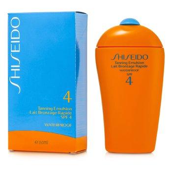 ShiseidoSun Tanning Emulsion  SPF 4 150ml/5oz