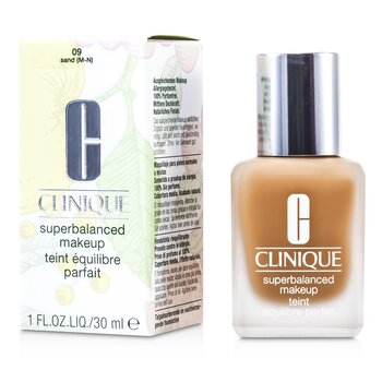 Clinique-Superbalanced MakeUp - No. 09 Sand