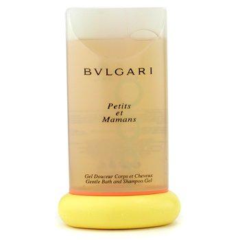 Bvlgari-Petits Et Mamans Shampoo Shower Gel