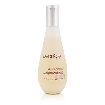 DecleorAroma Cleanse Relaxing Shower and Bath Gel 250ml/8.4oz