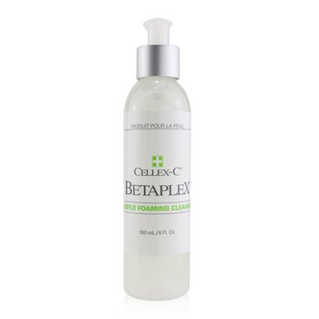 Cellex-C Betaplex Gentle Foaming Cleanser  180ml/6oz