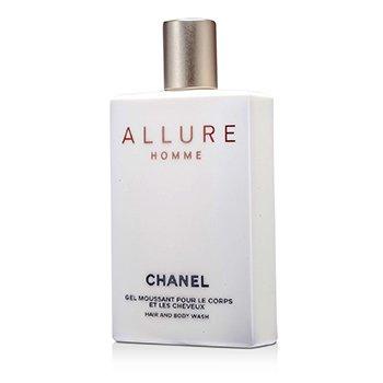 Chanel Allure Средство для Мытья Волос и Тела (Изготовлено в США) 200ml/6.8oz