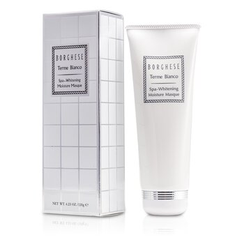 BorgheseTerme Bianco Spa-Whitening Moisture Mask 120g/4oz