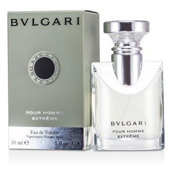 Bvlgari Extreme Eau De Toilette Spray  30ml/1oz