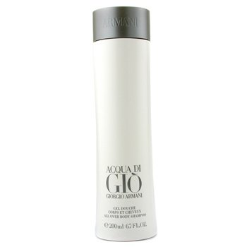 Giorgio ArmaniAcqua Di Gio Hair & Body Shampoo 200ml/6.7oz
