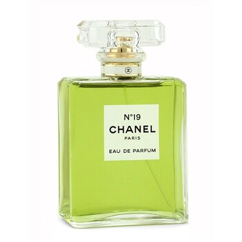 ChanelNo.19 Eau De Parfum Semprot 100ml/3.3oz