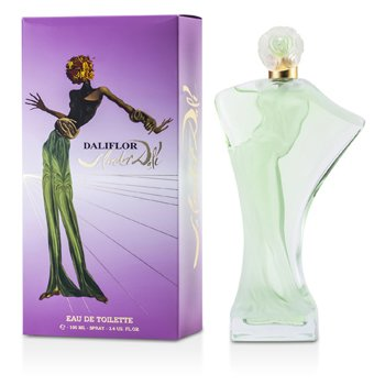 Salvador DaliDaliflor Eau De Toilette Spray 100ml/3.3oz