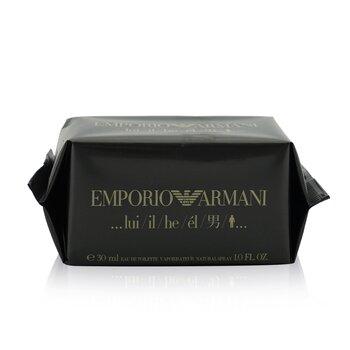 Giorgio ArmaniEmporio Armani Eau de Toilette Vaporizador 30ml/1oz