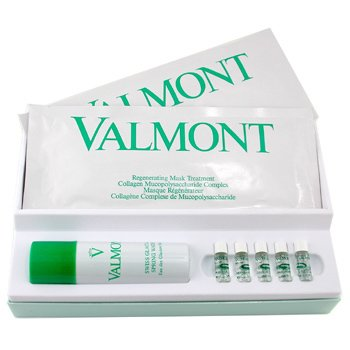 Valmont-Regenerating Mask  + Swiss Glacial Spring Water 50ml/1.7oz