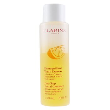 Clarins One Step Facial Cleanser Limpiador Facial  200ml/6.7oz