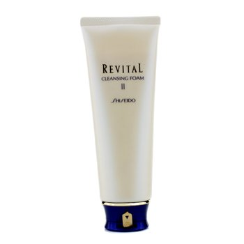 ShiseidoRevital Cleansing Foam II  (Normal to Dry Skin Type) 125g/4.2oz