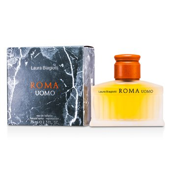 Laura Biagiotti Roma Eau De Toilette Spray  75ml/2.5oz