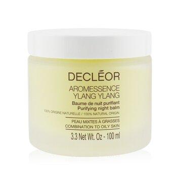 DecleorAroma Night Ylang Ylang Purifying Night Balm (Salon Size) 100ml/3.3oz