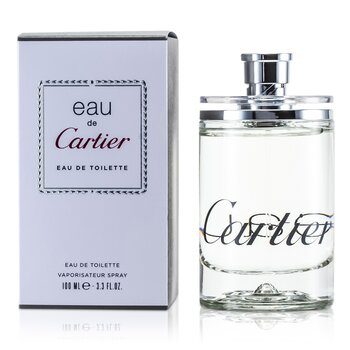 Cartier Eau De Cartier Eau De Toilette Spray  100ml/3.3oz