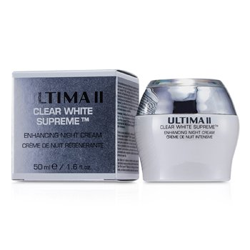 Ultima-Clear White Enhancing Night Cream