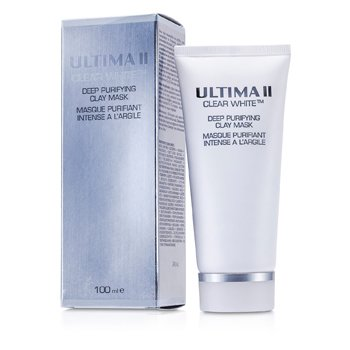 Ultima-Clear White Deep Purifying Clay Mask