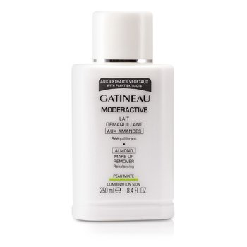 GatineauModeractive Almond Make-Up Remover 250ml/8.3oz