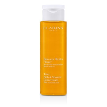 Clarins Tonic Shower Banho Concentrate  200ml/6.7oz
