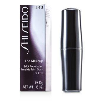Shiseido The Makeup Stick Foundation SPF 15 - I40 Natural Fair Ivory  10g/0.35oz
