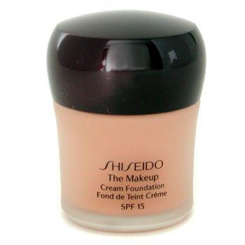 Shiseido-The Makeup Cream Foundation - B40 Natural Fair Beige