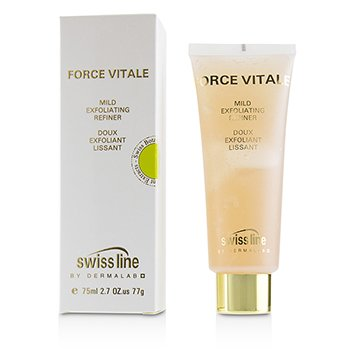 Swissline Force Vitale Mild Exfoliating Refiner 75ml/2.5oz