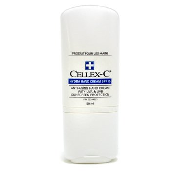 Cellex-C-Enhancers Hydra Hand Cream SPF15