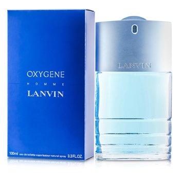 LanvinOxygene Homme Eau De Toilette Spray 100ml/3.4oz