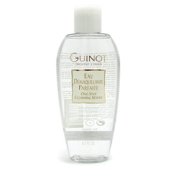 GuinotOne-Step Agua Limpiadora ( For Face & Eyes ) 200ml/6.7oz