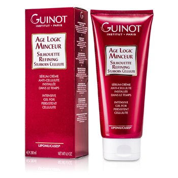 Guinot-Silhouette Refining Stubborn Cellulite ( Intensive Gel For Persistent Cellulite )