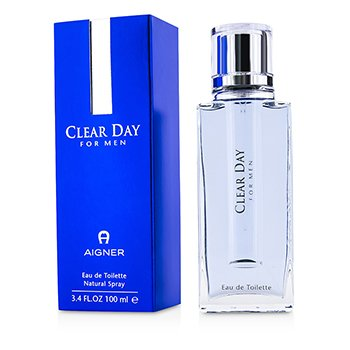 Aigner Clear Day Eau De Toilette Spray  100ml/3.3oz