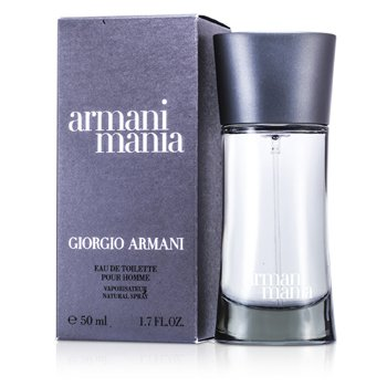 Giorgio ArmaniMania Homme Eau De Toilette Spray 50ml/1.7oz