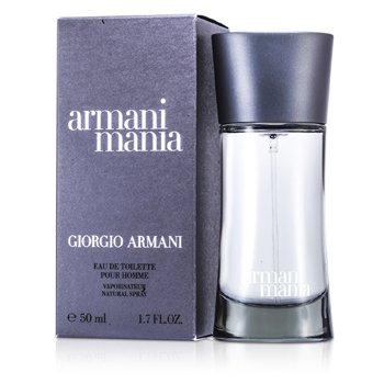 Giorgio Armani Mania Homme Eau De Toilette Spray 50ml/1.7oz