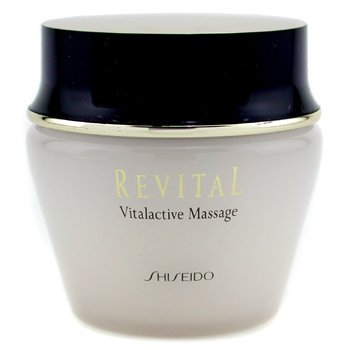 ShiseidoRevital Vitalactive Massage Cream 80g/2.6oz