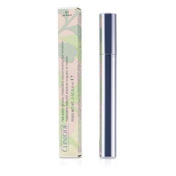 CliniqueNaturally Glossy Mascara - 01 Jet Black 5.6g/0.2oz