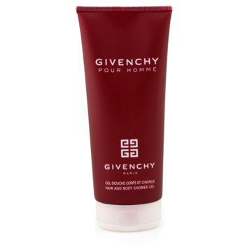 GivenchyPour Homme Hair & Body Shower Gel 200ml/6.7oz
