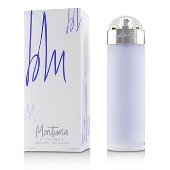Montana Montana Blu Eau De Toilette Spray 50ml/1.7oz