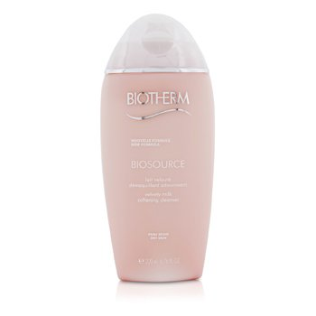 Biotherm Biosource Softening Cleansing Milk Dry Skin 200ml/6.7oz