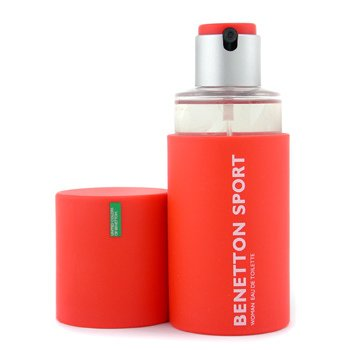 BenettonBenetton Sport Eau De Toilette Spray 100ml/3.3oz