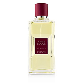 Guerlain Habit Rouge Eau De Toilette Spray  100ml/3.3oz