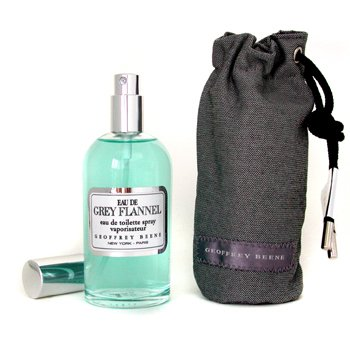 Geoffrey Beene Eau De Grey Flannel Eau De Toilette Spray 120ml/4oz