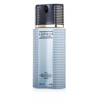 Ted Lapdius Lapidus Eau De Toilette Spray  100ml/3.3oz