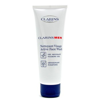Clarins-Men Active Face Wash